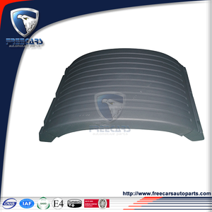 Middle mudguard, For Actros mudguard middle