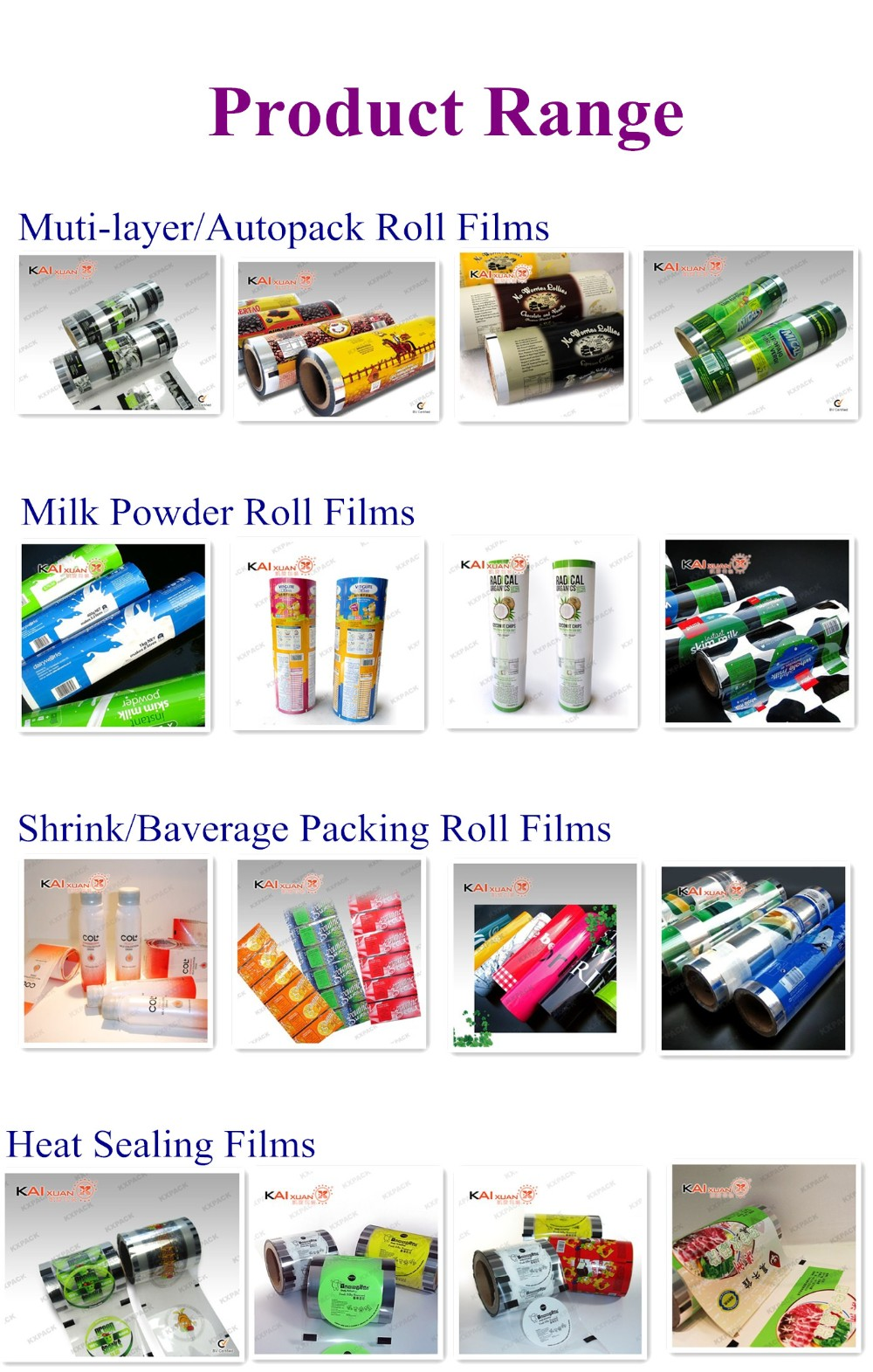 Food Grade Bubble Tea Plastic Cup Sealing Film For Bottle,Cup ...