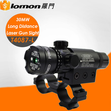T4087-L Hot Long Distance Hunting Laser Pointers Scope infrared Bore Green Laser Gun Sight For Rifles Sale