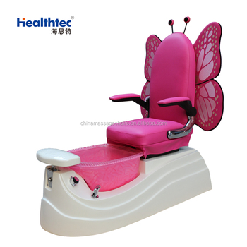 Deluxe Pedicure Chair for Nail Salon Kid Furniture, View kid salon ...