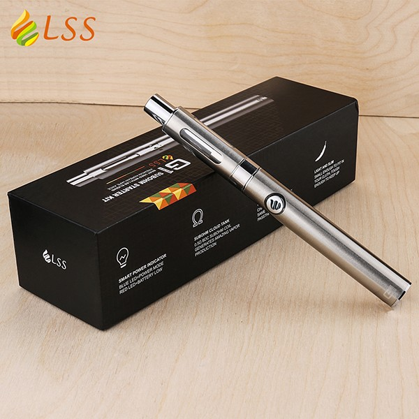 Vape pen G1 e-cigarette LSS mechanical colored smoke e cigarette