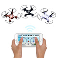 Mini Drone With Camera Wifi HD FPV Quadcopter Mini drone For Kids Flying RC Drone LED