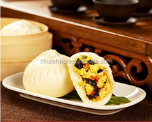 Steamed Stuffed Carrot Agaric And Egg Bun