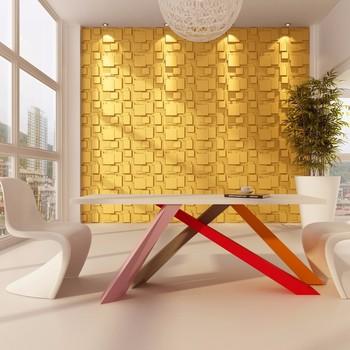 Empaistic Design Interior Embossing Wall Design Painting - Buy ...