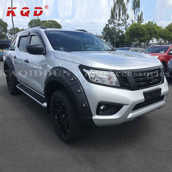 Decoration Car Parts Wheel Arch Fender Flare Accessories For Nissan Navara Np300 2016 View Accessories For Navara Np300 Kqd Product Details From