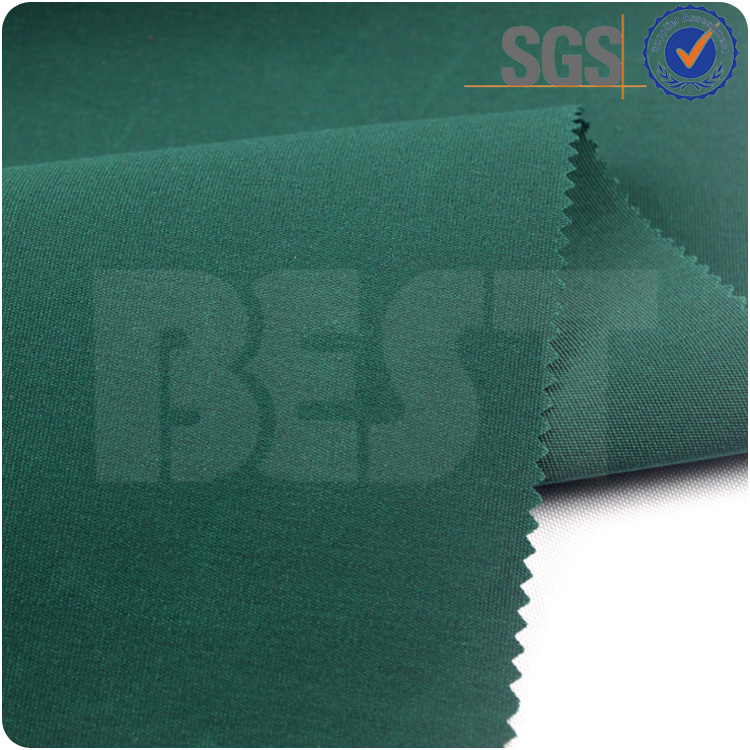 High abrasion resistant solution dyed awning acrylic fabric