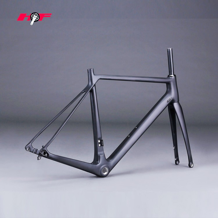 Newest design! ! 2017 carbon disc road frame road frame carbon bike carbon frame road FM079-F