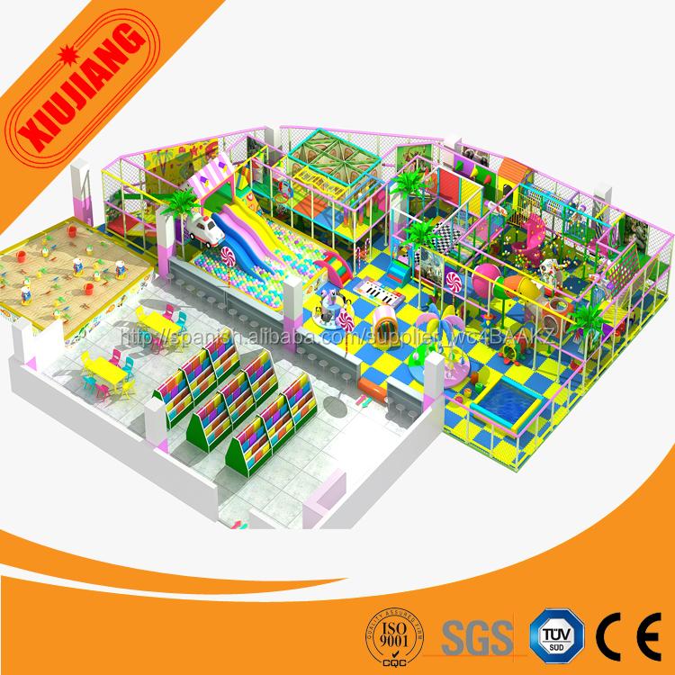 parques infantiles de madera del sistema de juegos cubierta de mcdonald con