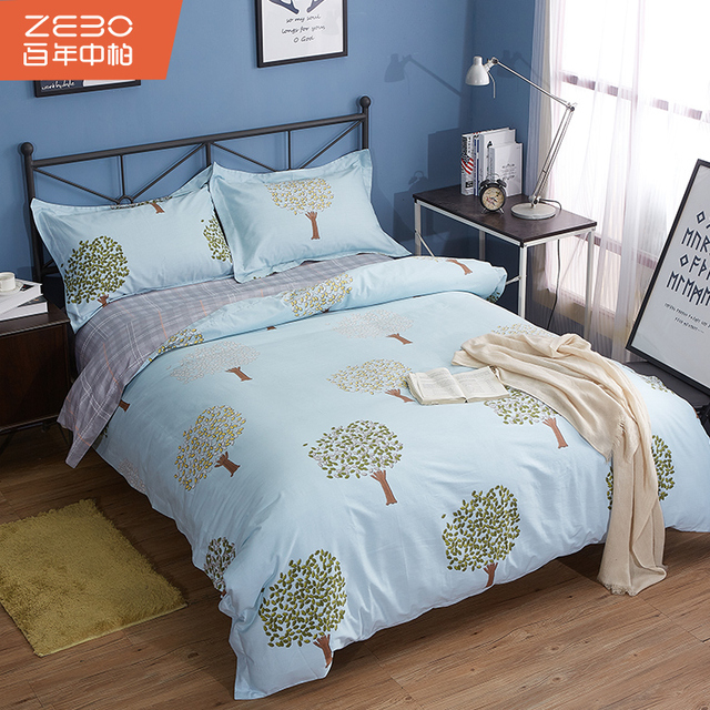 Delicieux Custom Guest Room Cotton Printed Bed Sheet Sets For Hotel
