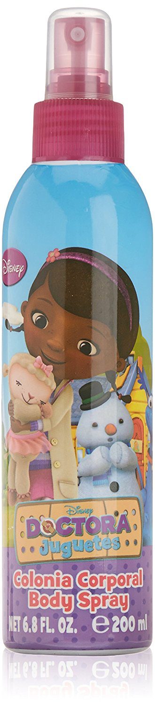 Disney Doc McStuffins Doctora Juguettes Body Spray Cologne 6.8 oz