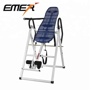 Economic adjust inversion chair gravity table weight bench stimulate circulation gym body building equipment manufacture