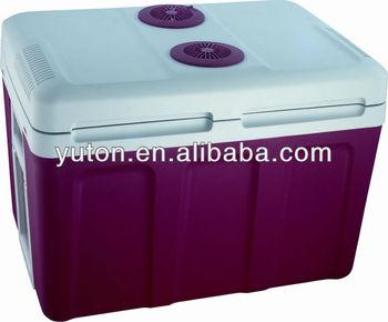 Mini Kühlschrank Für Das Auto : L mini auto kühlschrank thermoelektrischen kühler wärmer box