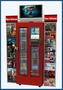 Dvd Blue-ray Video Game Rental Kiosk - Buy Dvd And Game