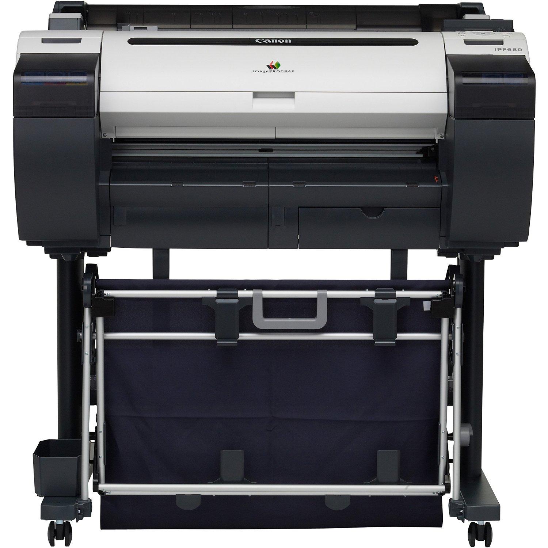 Canon imagePROGRAF iPF680 Color Large Format Printer 8964B002