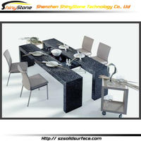 High-end newly design ball bearing dining table slide