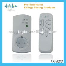 2012 latest current indoor digital remote control with power indicator