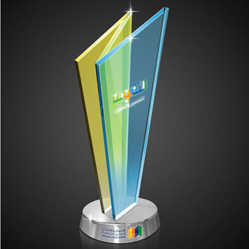 2016 New Design Acrylic Trophy Best Selling Designs Awards
