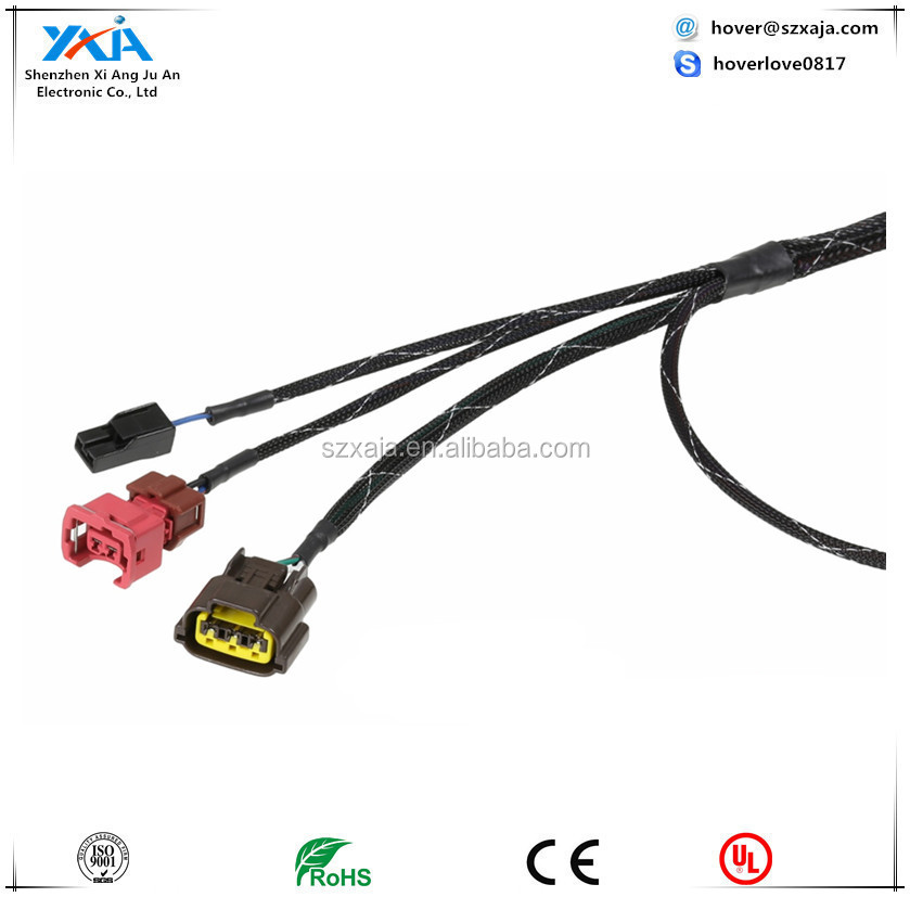 Wiring Harness Loom Harness Pit Bike ATV Quads 50cc 70cc 90cc 110cc 125cc Popular Machine Electric Start Wiring wire harness