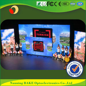 indoor wall led display board bangalore P3