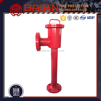 Foam Chamber Used For Gas Station Fire Rescue Tools - Buy Foam Chamber,Foam  Chamber Used For Gas Station,Foam Chamber Used For Gas Station Fire Rescue