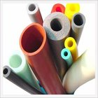 Red/Grey/White/Black/ Blue/Green silicone rubber insulation tubing