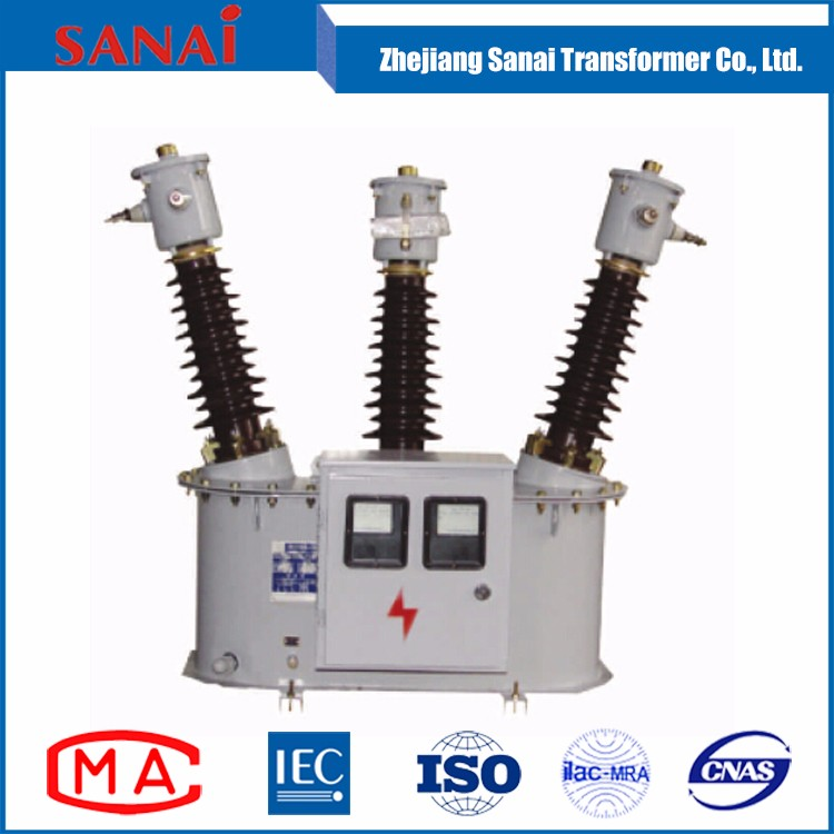 Transformers transformer installation with ct & vt