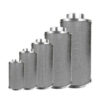 تولید فیلترهای کربن فعال