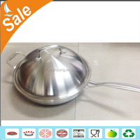 Made in china stainless steel non-stick cooking pan