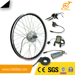 29 inch wheel 36V 250W electric bike kit china with OURMETER S700 display