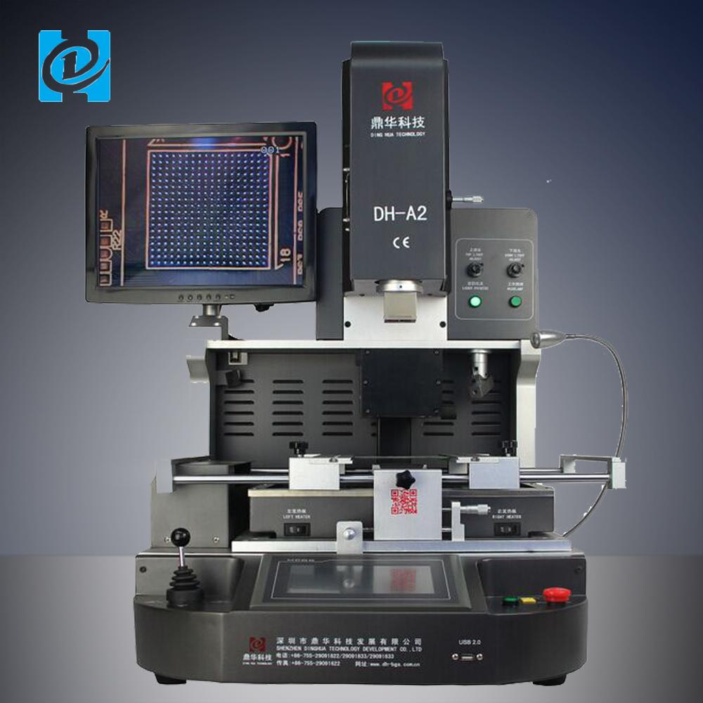 1pc T-835 Bga Irda Welder Infrared Bga Soldering And Desoldering Smd Rework Station 100% Original Electric Soldering Irons Welding Equipment