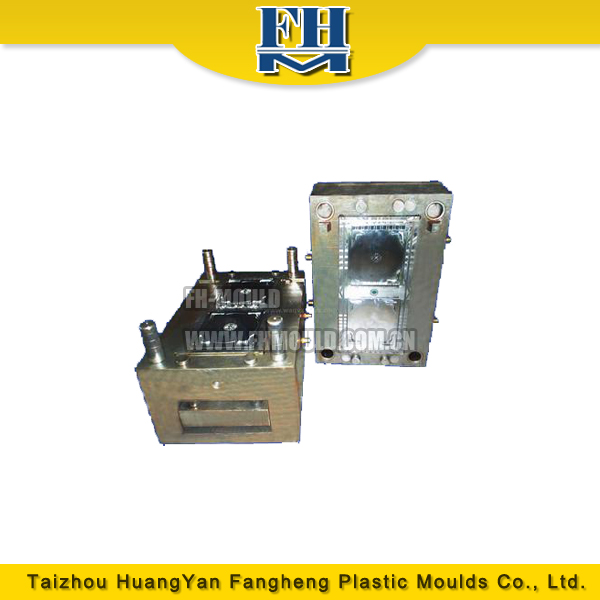 Zhejiang high quality cd case mould injection moulds plastic