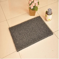 PVC Anti-slip Door Mat Welcome Home Water-proof Easy Clean Anti Bacteria -JH4123