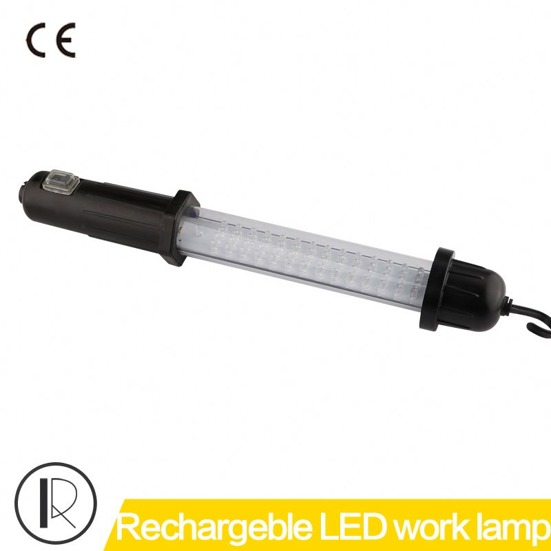 1014250 12W Led 7Inch Industrial And Agricultral Light 27W Led Work Light 60Pcs Smd (5050)