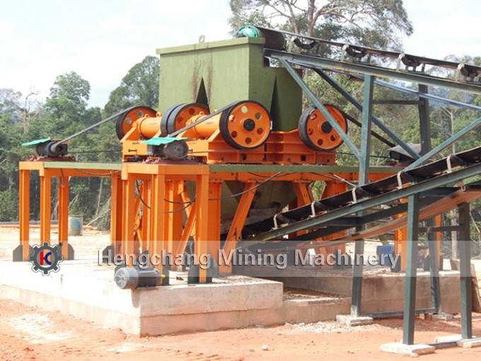 2016 Hot PE 500*750 Mining Jaw crusher machine, Stone jaw crushing machine