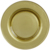 Eco-Friendly bio cheap gold color charger plate, luxury glass charger plate, restaurant charger plate