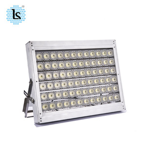 no spilling 720watts LED floodlight sports venues lighting 1500watts HID relighting solutions