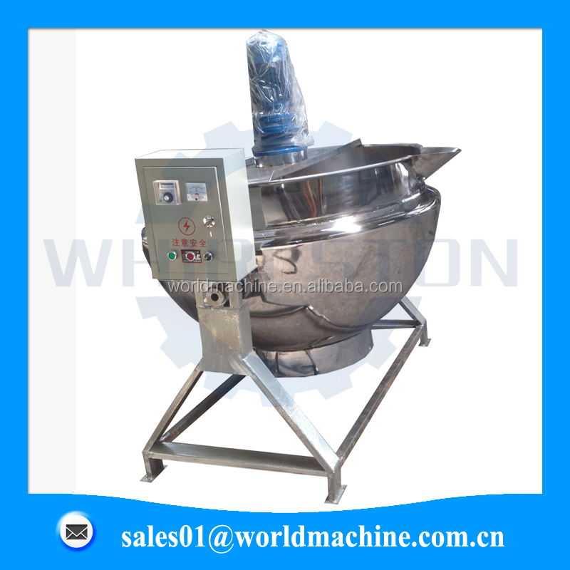 0086-136 3382 8547 Food Boiling and Mixing Tank