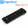 Minix neo A3 Wireless air mouse android projector U1 TV box lite Keyboard for wholesales with Voice