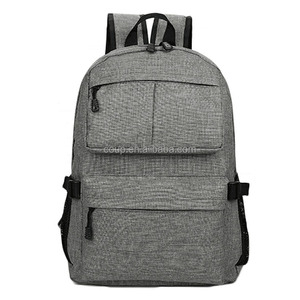 All Kind Of Outdoor Bags Materials Canvas School Backpacks Used For College Students