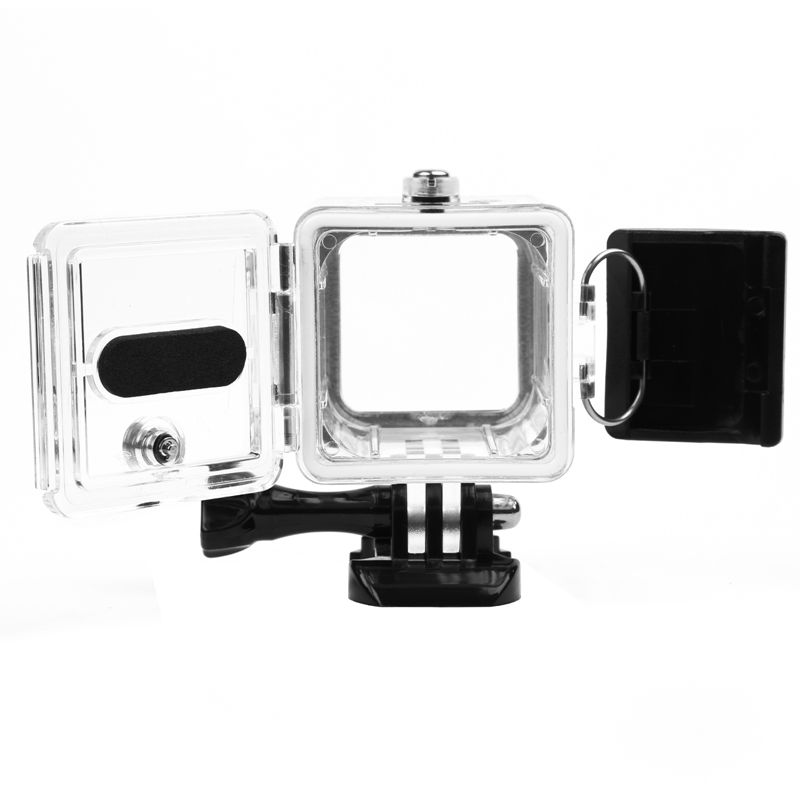 SHOOT 60m Diving Waterproof Case for Gopro Hero 4s 5s Session Camera Go Pro Underwater Housing Case