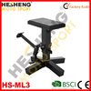 heSheng New Developed Sport Bike Parking Lift Tools, CE approved Motorcycle Stand ML3