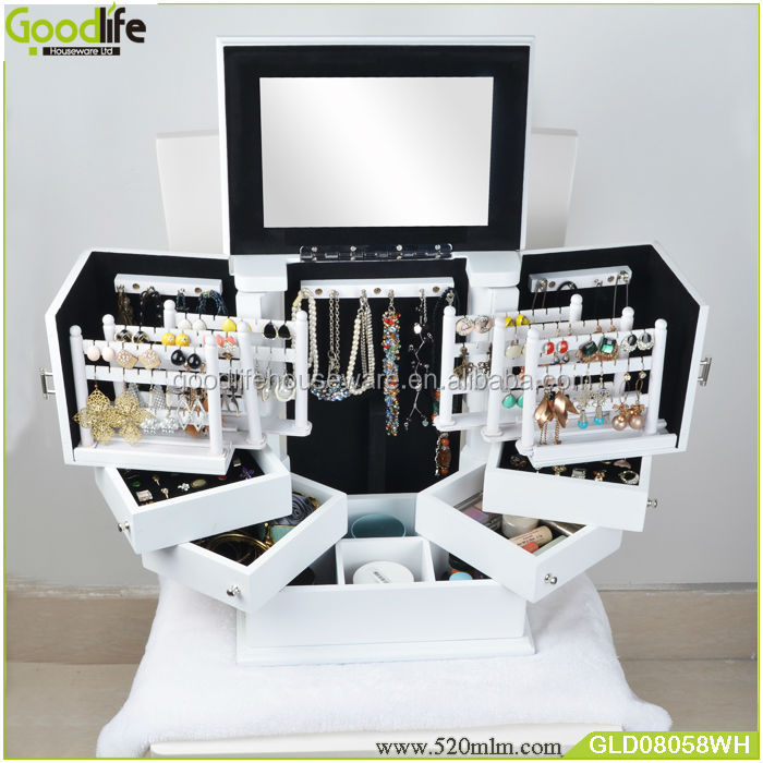 Lovely Goodlife 2015 Upgrade Makeup Table Professional Made In China