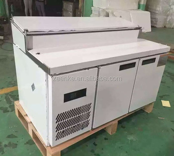 Restaurant Pizza Refrigerated TableSandwich Prep Table CoolerPizza - Sandwich prep table cooler