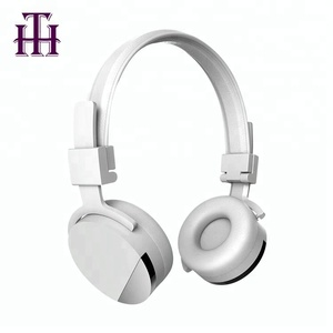 Hifi Sound 3.5mm Plug Wired Headphone Noise Cancellation Foldable China Running Headphones