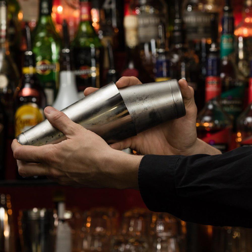 Kit barman bartender flair bottle boston shaker cocktail