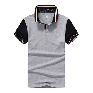 Best Quality Cotton Polyester Men Polo T shirt