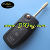 433Mhz 3 buttons car keys for ford key 434mhz with 4D60 chip ford mondeo remote key