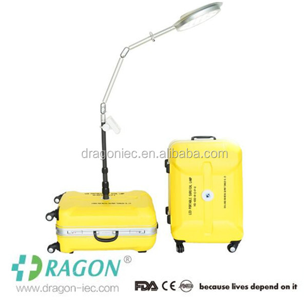 DW-PSL001 emergency LED mobile surgical lamp