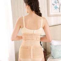 Hot Selling Pregnant Women Breathable Stomach Abdomen/Hips/Back/Pelvis Support Belt Three-Piece Pregnant Abdomen Belt