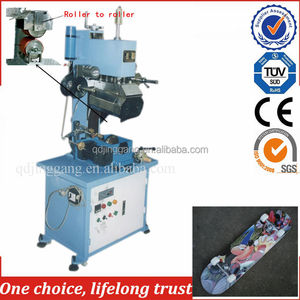 Heat Transfer Machine for Skateboard, Skateboard Printing Machine